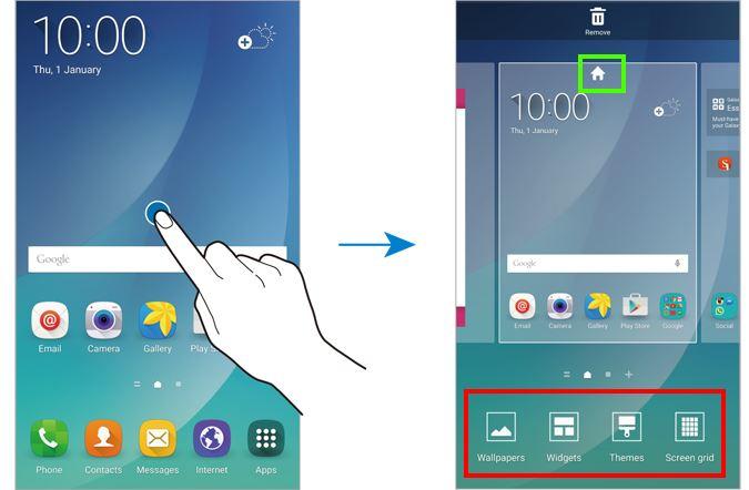 Samsung Galaxy s7 Edge manual pdf oreo update Verizon Towers