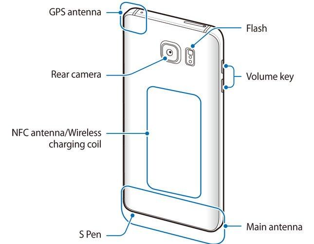 samsung galaxy note 8 phone user manual
