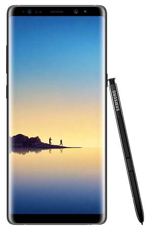 Top 8 new features of Galaxy Note 8