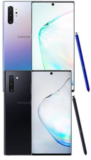 Galaxy Note 10 vs Galaxy Note 10+: what are the differences?