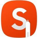 S Note app